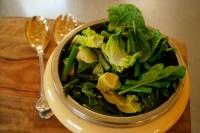 A perfect salad bowl.