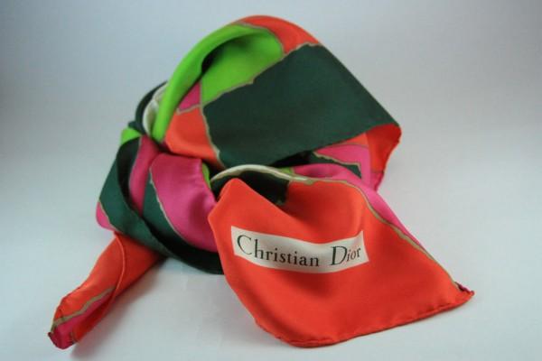 Vintage Christian Dior scarf