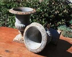 Vintage French Medici Urns