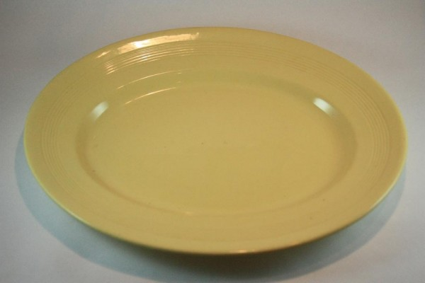 Wood's Ware Jasmine Steak plate